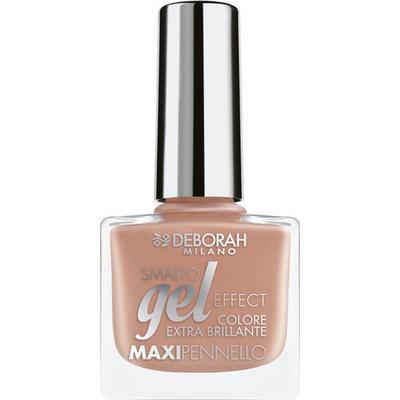 Deborah Milano Gel Effect Nail Polish #01 Pink Pulse 8.5ml