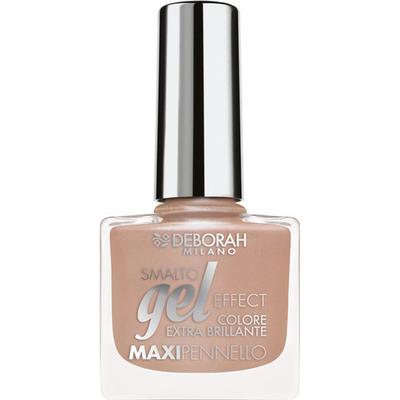 Deborah Milano Gel Effect Nail Polish #02 Nude Lingerie 8.5ml