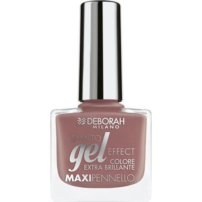 Deborah Milano Gel Effect Nail Polish #03 Nude Caramel 8.5ml