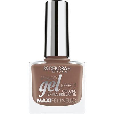 Deborah Milano Gel Effect Nail Polish #04 Choconude 8.5ml