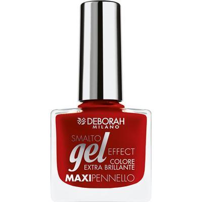 Deborah Milano Gel Effect Nail Polish #07 My Red 8.5ml