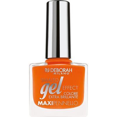 Deborah Milano Gel Effect Nail Polish #11 Fluo Tangerine 8.5ml