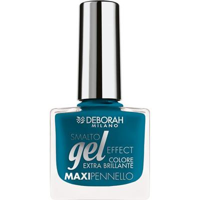 Deborah Milano Gel Effect Nail Polish #18 Blue Cartoon 8.5ml