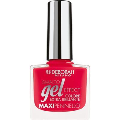 Deborah Milano Gel Effect Nail Polish #21 Infrared 8.5ml