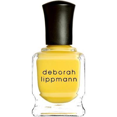 Deborah Lippmann Luxurious Nail Colour Yellow Brick Road 15ml