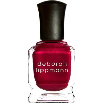 Deborah Lippmann Luxurious Nail Color Red Silk Boxers 15ml