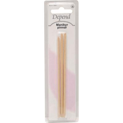 Depend Manicure Stick 3Pcs