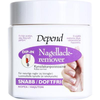 Depend Dip-In Remover Snabb/Doftfri 100ml