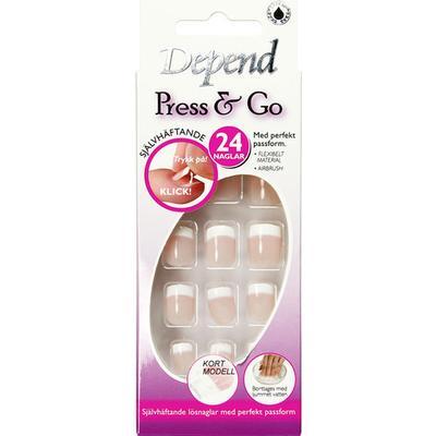 Depend Press & Go 6091 24-pack