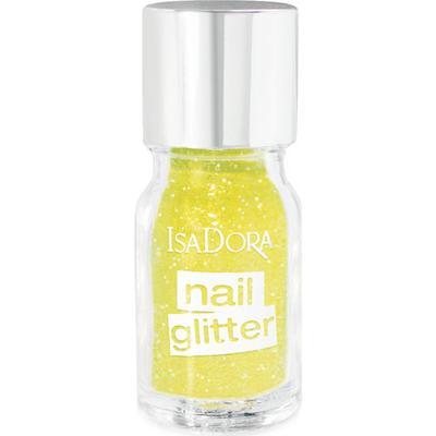 Isadora Loose Nail Glitter 88 Lemon Tonic 4.6g
