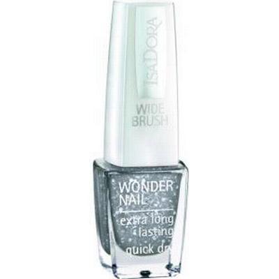 Isadora Wonder Nail 520 Silver Flakes 6ml