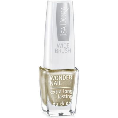 Isadora Wonder Nail Gold Sparkles 6ml