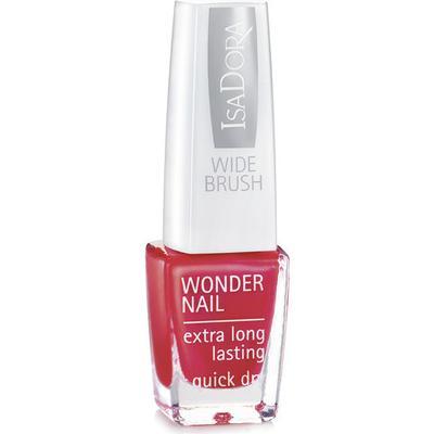 Isadora Wonder Nail Hot Hibiscus 6ml