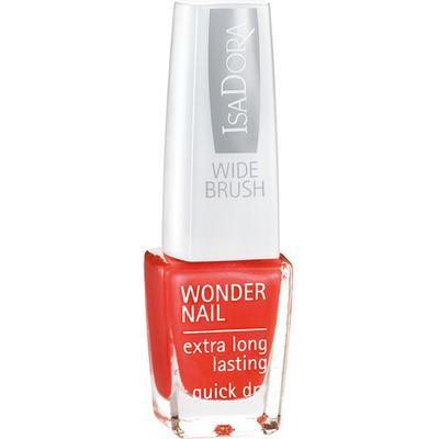 Isadora Wonder Nail 774 Orange Flash 6ml
