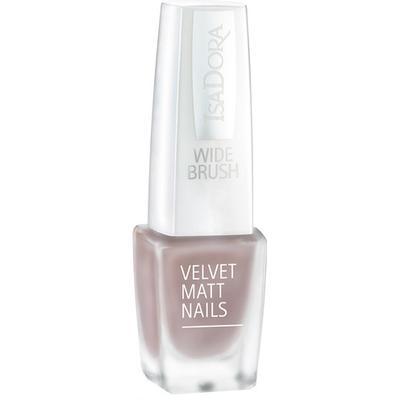 Isadora Velvet Matt Nails Soft Skin 6ml