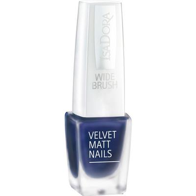 Isadora Velvet Matt Nails Moody Blues 6ml