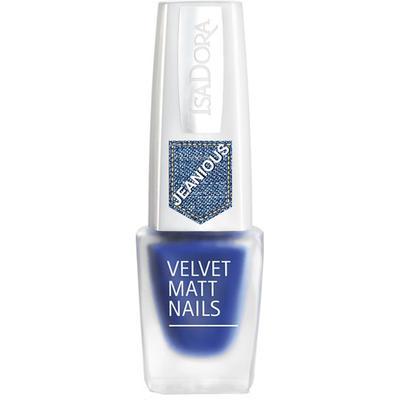 Isadora Velvet Matt Nails Bootcut 6ml