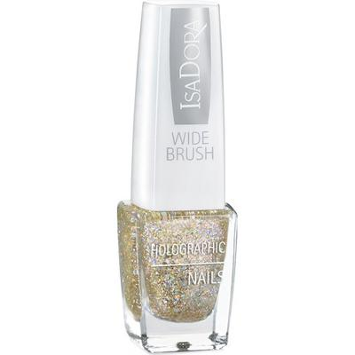 Isadora Holographic Nails Gold Digger 6ml