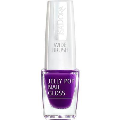 Isadora Jelly Pop Nail Gloss Wine Gum 6ml