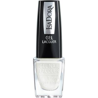 Isadora Gel Nail Lacquer #253 White Sails 6ml