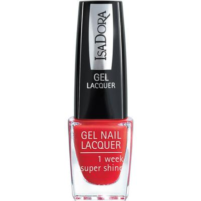 Isadora Gel Nail Lacquer #258 Red Flag 6ml