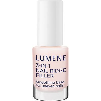 Lumene Gloss & Care 3-in-1 Nail Ridge Filler 5ml