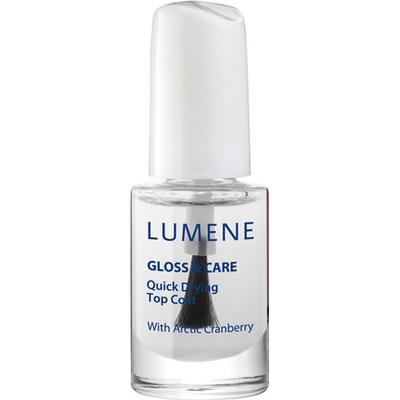 Lumene Gloss & Care Quick Drying Top Coat 5ml