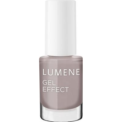 Lumene Gel Effect Nail Polish #1 Cotton Cloud 5ml
