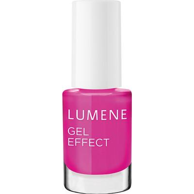 Lumene Gel Effect Nail Polish #17 Raspberries 5ml