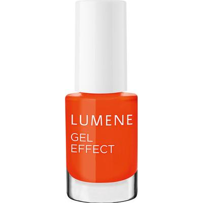Lumene Gel Effect Nail Polish #20 Marigold 5ml