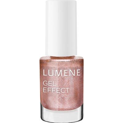 Lumene Gel Effect Nail Polish #21 Golden Sand 5ml