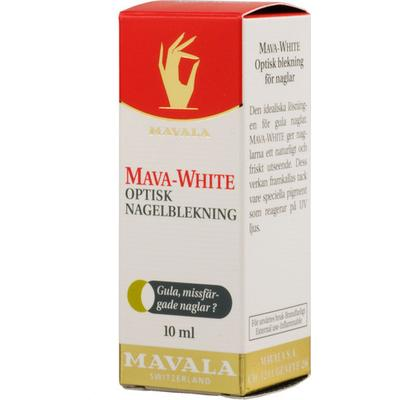 Mavala Mava-White Optisk Nagelblekning 10ml