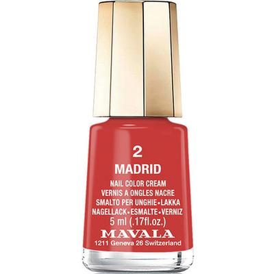 Mavala Nail Colour Cream #2 Madrid 5ml