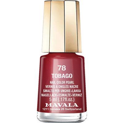 Mavala Nail Colour Cream #78 Tobago 5ml