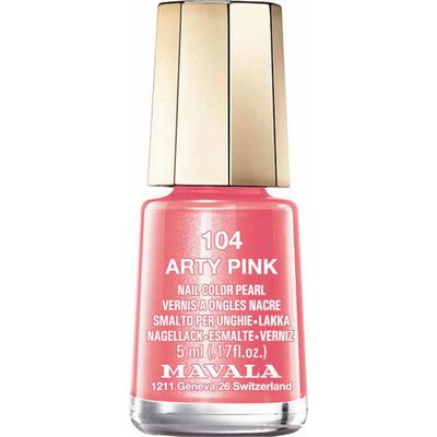 Mavala Nail Colour Cream #104 Arty Pink 5ml