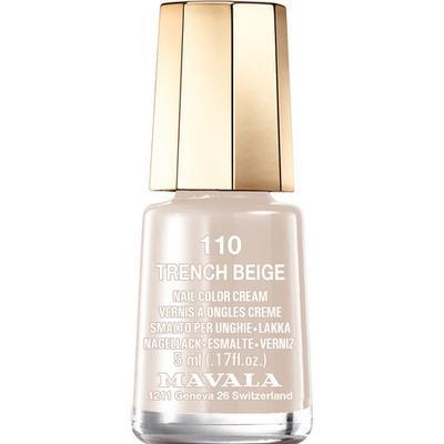 Mavala Nail Colour Cream #110 Trench Beige 5ml