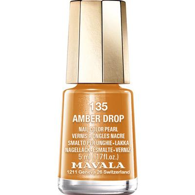 Mavala Nail Colour Cream #135 Amber Drop 5ml