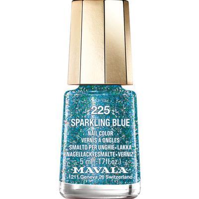 Mavala Nail Colour Cream #225 Sparkling Blue 5ml