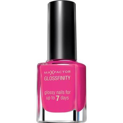 Max Factor Glossfinity Glossy Nails 120 Disco Pink 11ml
