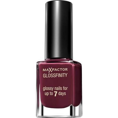 Max Factor Glossfinity Glossy Nails 160 Raspberry Blush 11ml