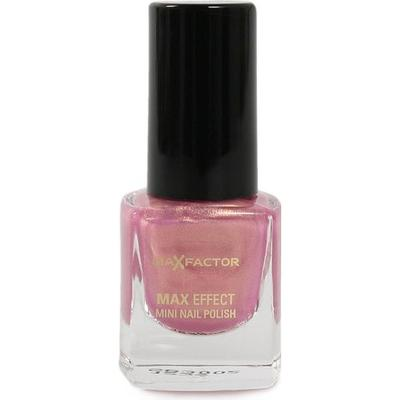 Max Factor Max Effect Mini Nail Polish #05 Sunny Pink 4.5ml