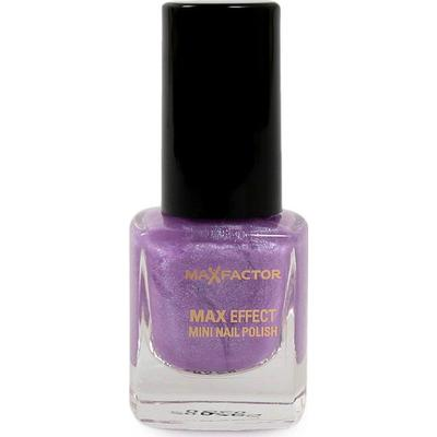 Max Factor Max Effect Mini Nail Polish #07 Dazzling Violet 4.5ml