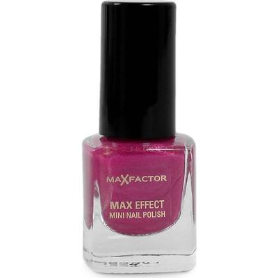 Max Factor Max Effect Mini Nail Polish #12 Diva Pink 4.5ml