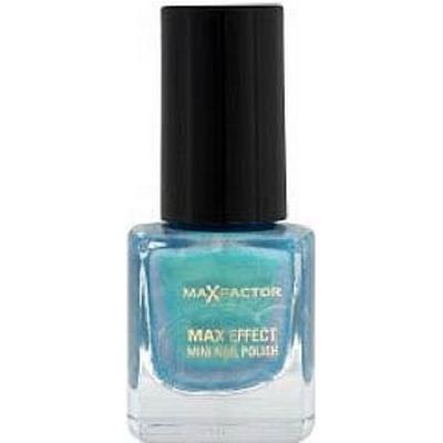 Max Factor Max Effect Mini Nail Polish #14 Dazzling Blue 4.5ml