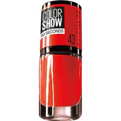 Maybelline Maybelline Color Show Red Apple 7ml