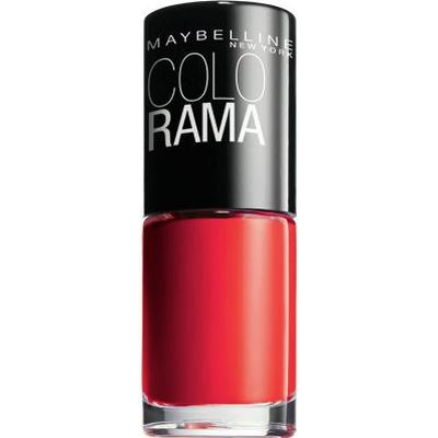Maybelline Colo Rama 349 Power Red 7ml