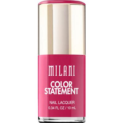 Milani Color Statement Nail Lacquer Hot Pink Rage 10ml