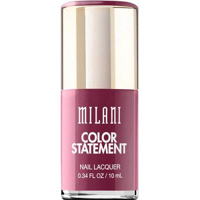 Milani Color Statement Nail Lacquer Mauving forward 10ml