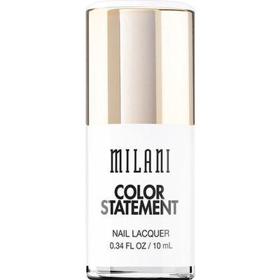 Milani Color Statement Nail Lacquer Spotlight white 10ml