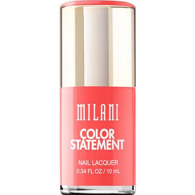 Milani Color Statement Nail Lacquer Corrupted Coral 10ml